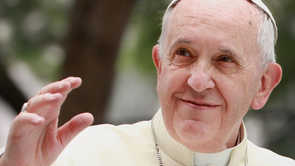 Papa Francisco faz aniversário