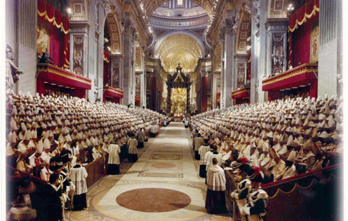 Há 61 anos, foi anunciado o Concílio Vaticano II por São João XXIII |  Pontifício Instituto Superior de Direito Canônico